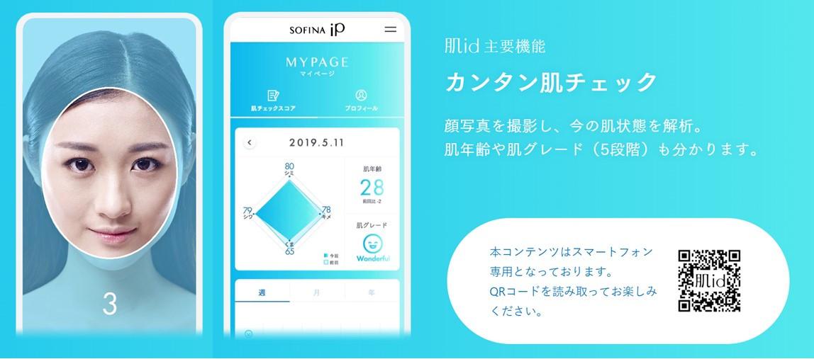 Sofina's AI-powered Skincare Diagnostic