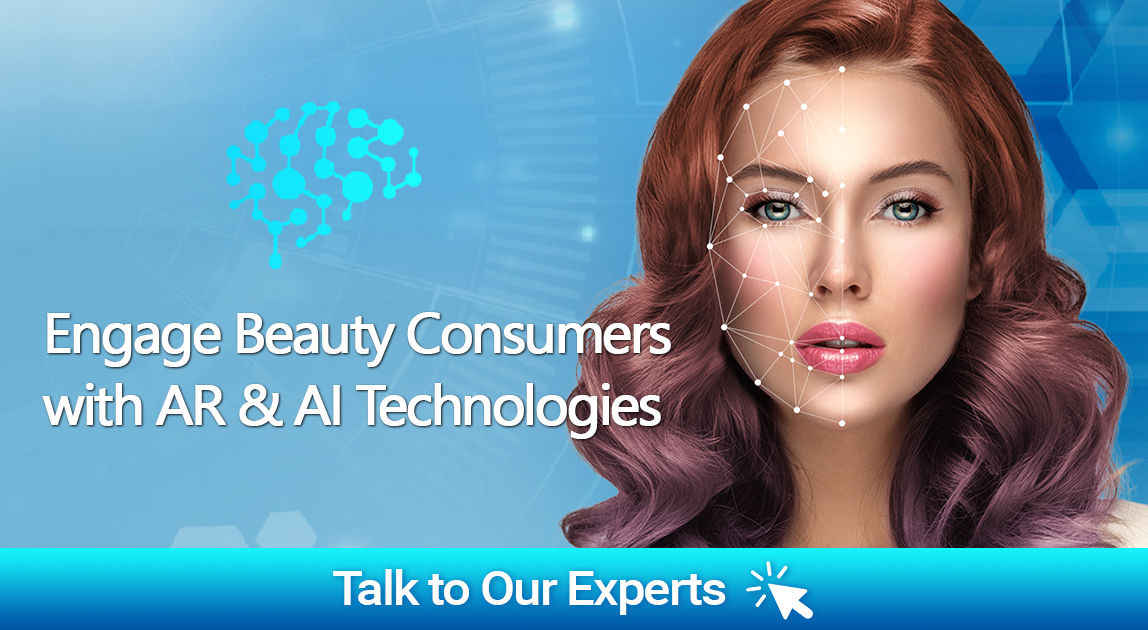 Engage Beauty Consumers with AR & AI Technologies