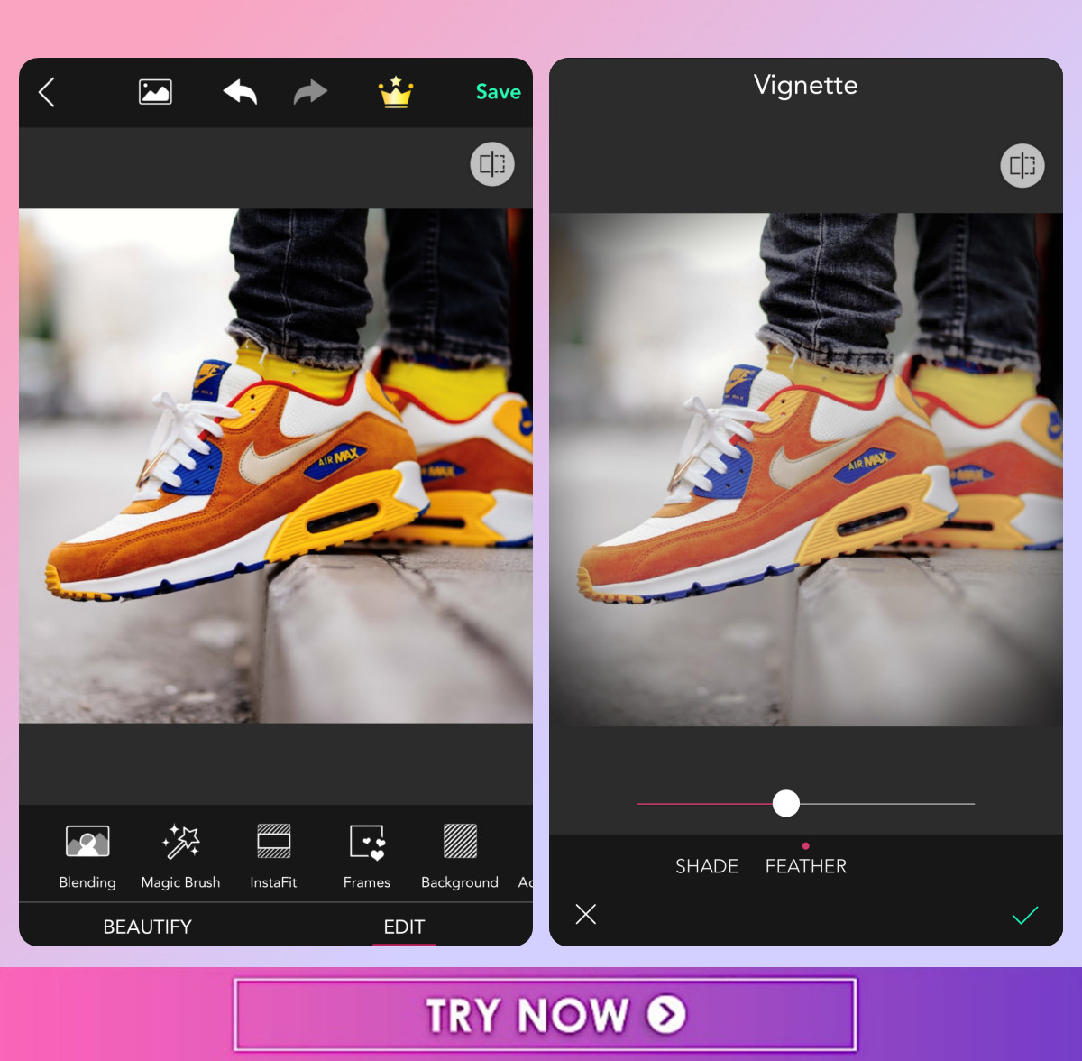YouCam Perfect Try Now