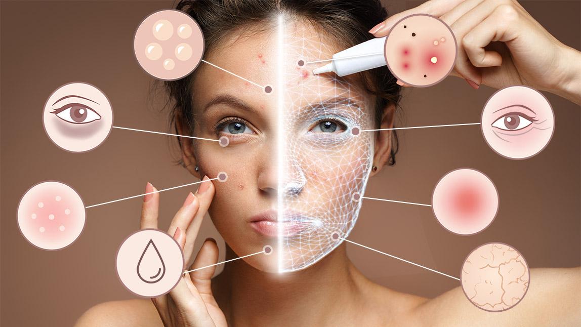 Perfect Corp. AI Skin Analysis