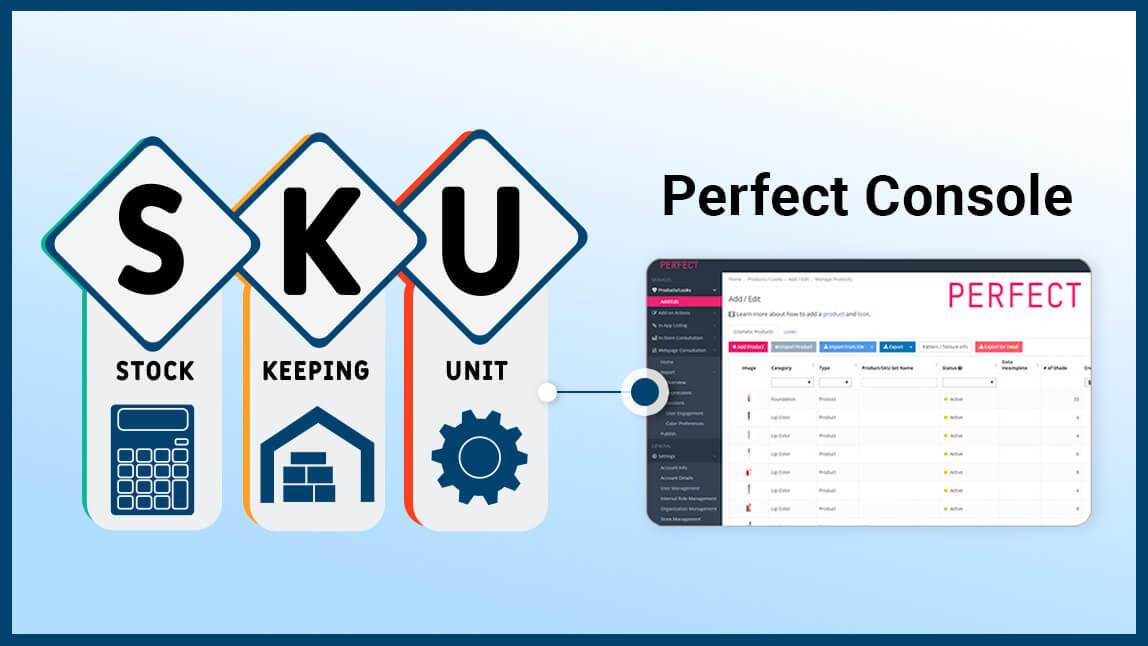 SKU Perfect Console