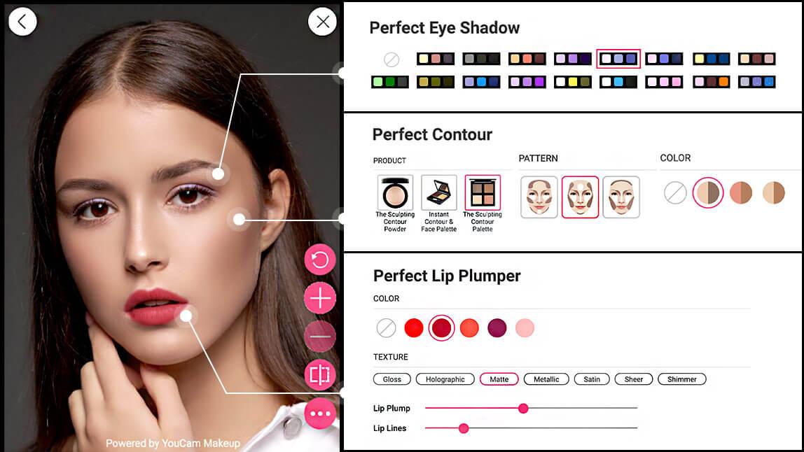 Virtual Makeup SKU