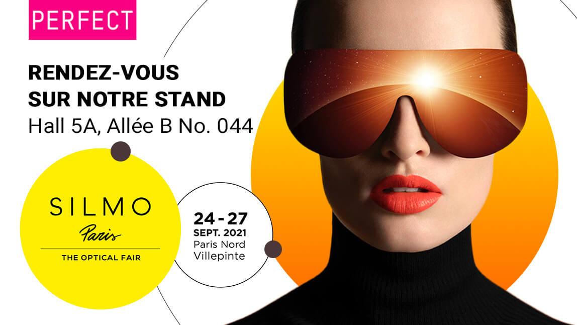 Visitez le stand Perfect Corp au Silmo Paris 2021