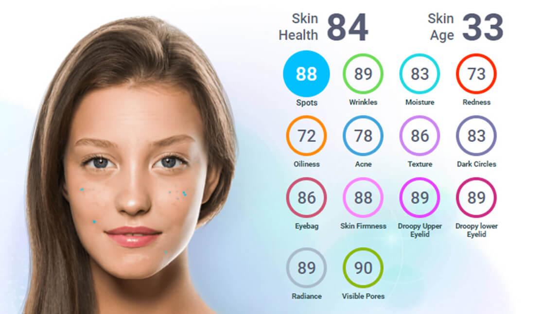 AI Skin Analysis