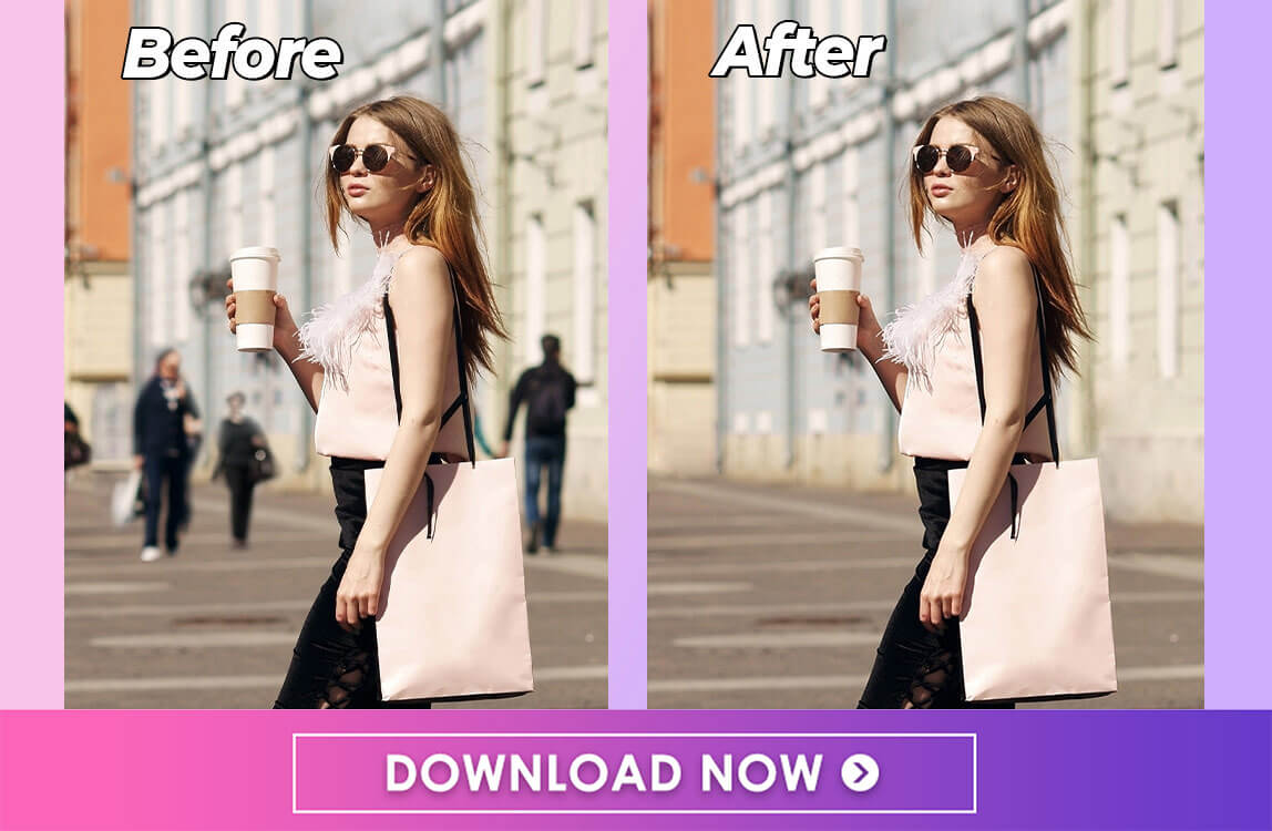 Remove Unwanted Objects For a Clutter-Free Image