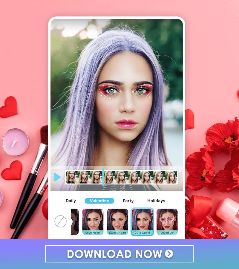 Valentines Makeup Looks