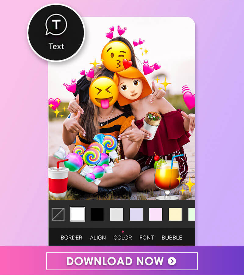 Add Emoji to Photo