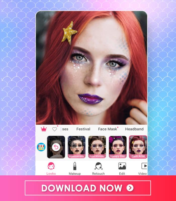 halloween-mermaid-makeup-looks