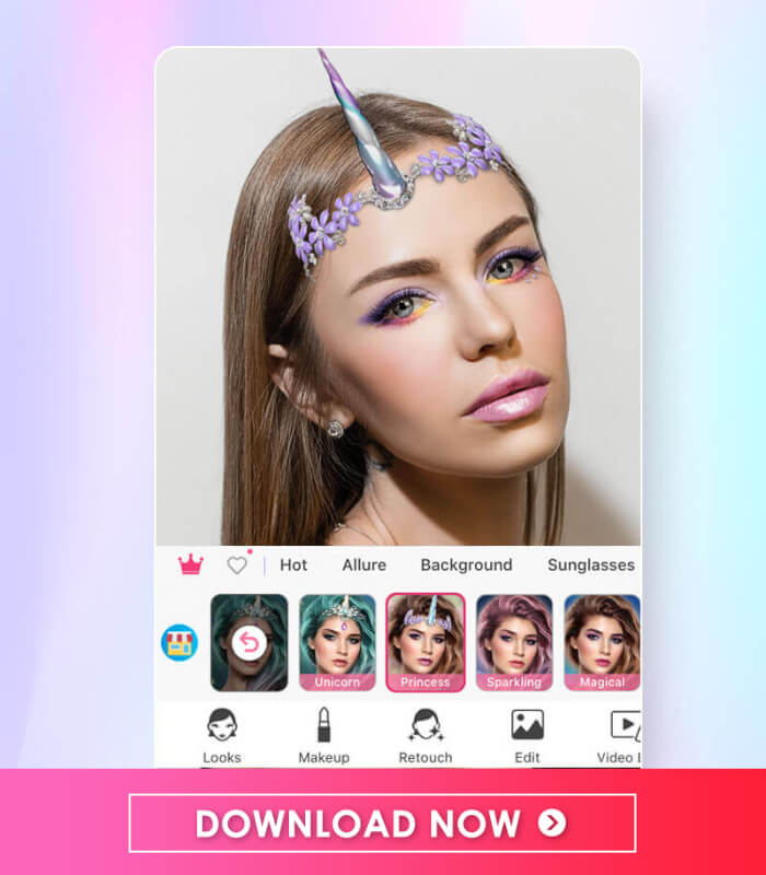 halloween-unicorn-makeup-looks
