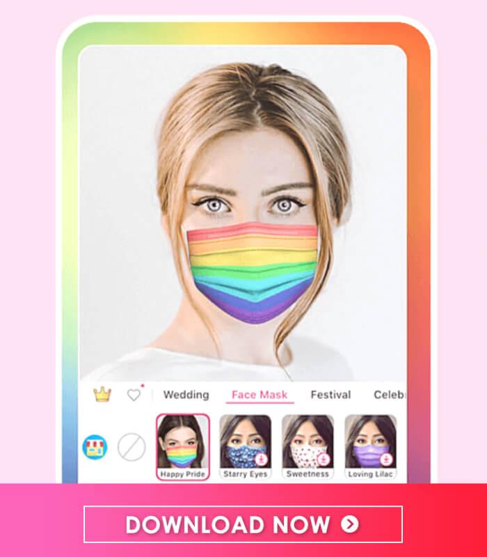 best-rainbow-makeup-hair-color-styles-pride
