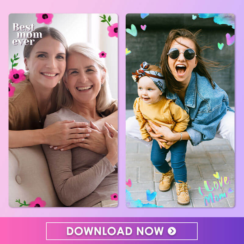 MotherтАЩs Day Selfie Photo Idea
