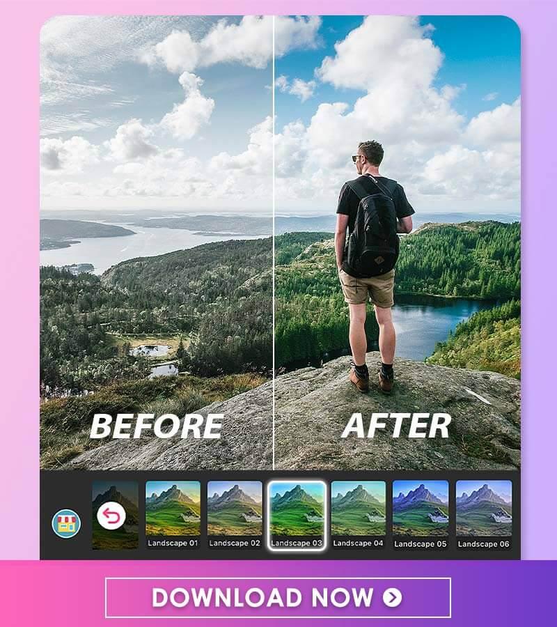Nature Photography Beginner Editing Tip