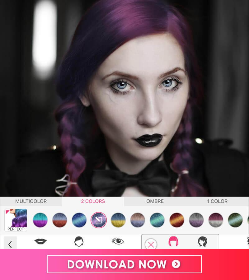 halloween-hair-color