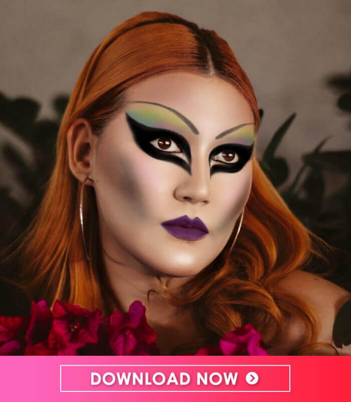 halloween-butterfly-makeup