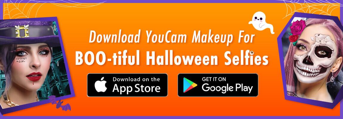 halloween-hair-color-selfie-app