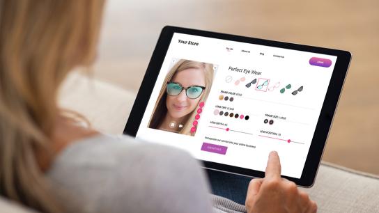 Eyes on the Prize: A Deep Dive into Virtual AI Eyewear